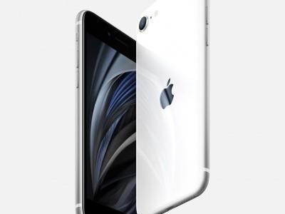 Представлен новый iPhone SE (2020)