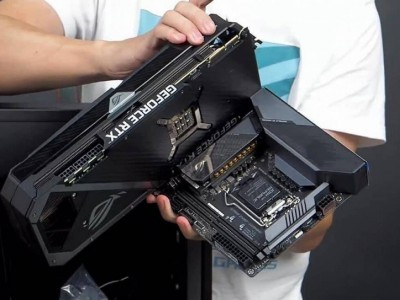 Просто огромные! Geforce RTX 3090