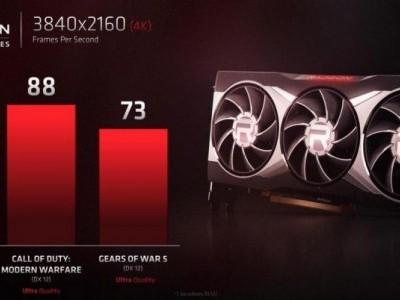 Первая демонстрация Radeon RX 6000, которая легко справится с играми в 4K !